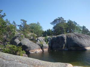 Auf Stora Ravsön